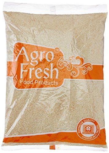 Agro Fresh Premium Ponni Boiled Rice, Superior, 5kg