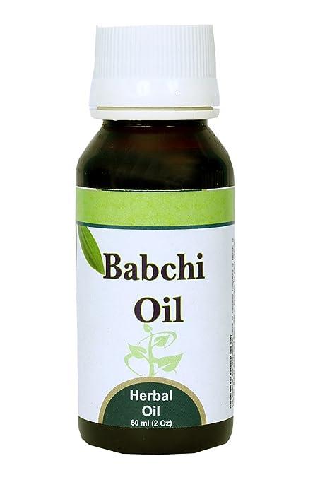 Bakuchi (Babchi) Seed Oil 60 Ml (2 Oz) (For External Use)
