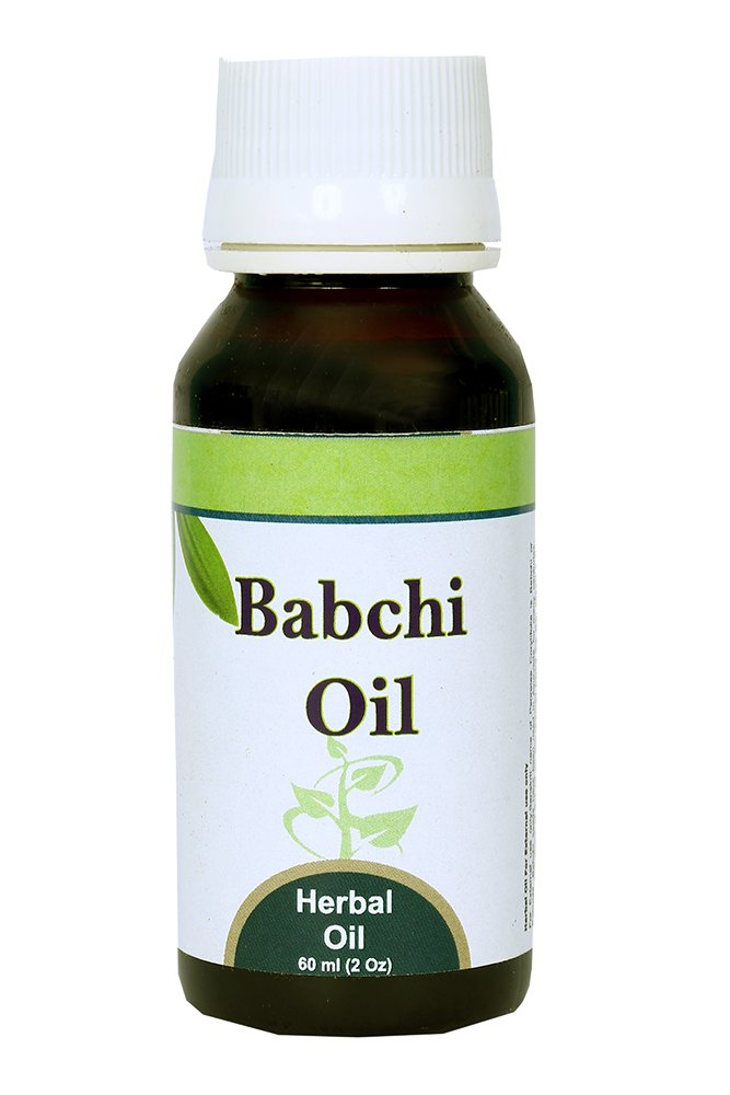 Bakuchi (Babchi) Seed Oil 60 Ml (2 Oz) (For External Use)