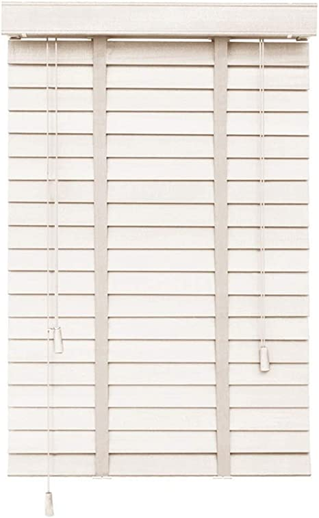 Gyc Venetian Blinds Wood For Windows Room Darkening Mini Blind With Tape 50mm Beige Slats Easy To Install 60cm 80cm 100cm 120cm 140cm Wide Size 140x200cm Amazon Co Uk Sports Outdoors