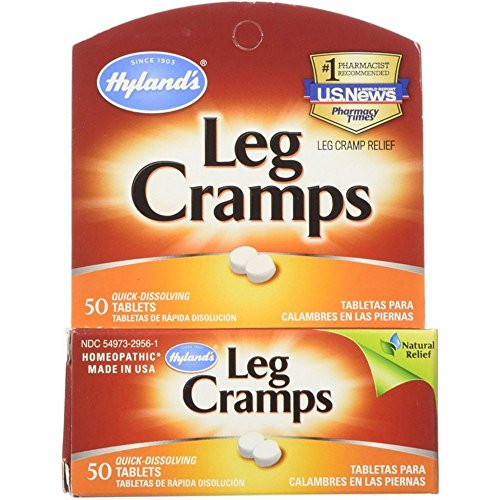 (Hyland'S Leg Cramps - 50 Quick Disolving Tablets)
