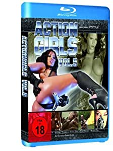 Action Girls, Vol. 5 [Alemania] [DVD]