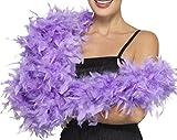 Deluxe Boa Purple One Size