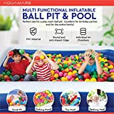 Inflatable Pool for Adults, Kids, Family Kiddie