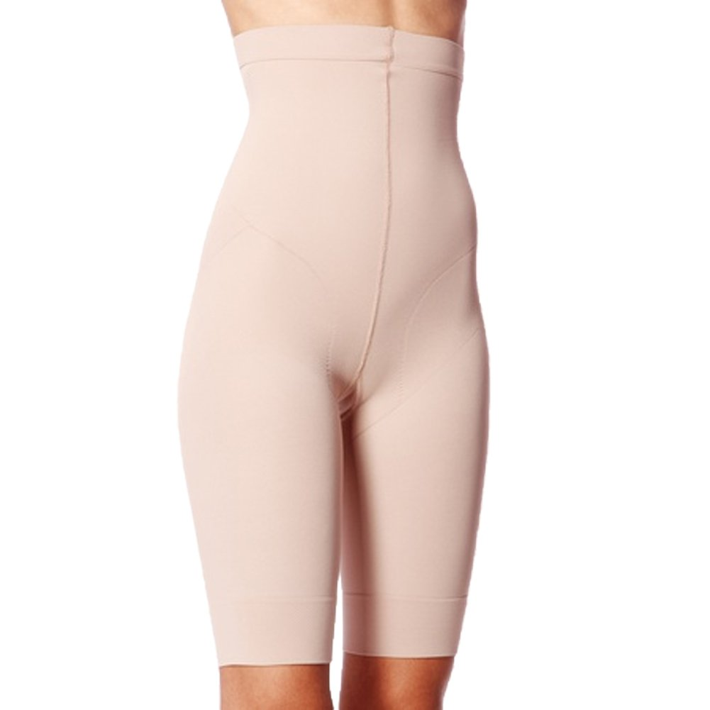 1b9e42fd1 Lupo Loba Slim Women's Hi-Rise Bermuda Anti-Cellulite Emana Shapewear at  Amazon Women's Clothing store: Shapewear Bodysuits