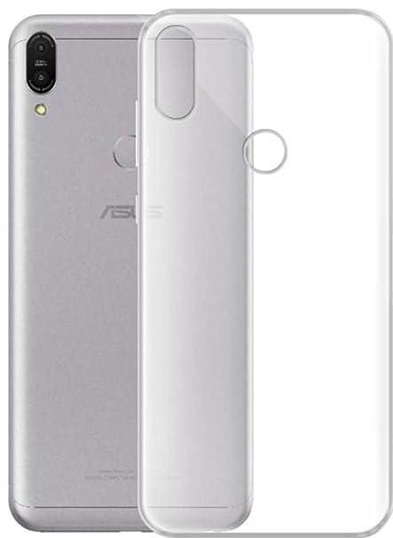 promo code 70d0d 7cf1e CoolDeal Soft Silicon Back Case for Asus Zenfone Max Pro M1(Transparent)