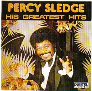 Percy Sledge Percy Sledge His Greatest Hits Amazon Com