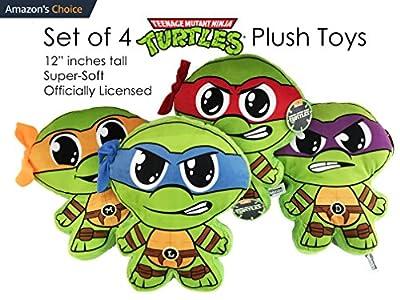 Teenage Mutant Ninja Turtle Plush Toys