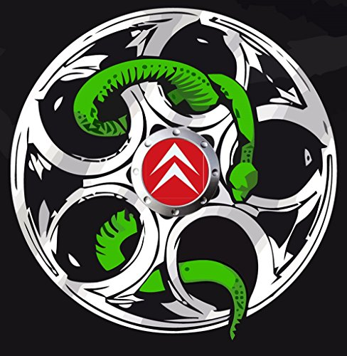 Citroen Alu Felge Auto Logo car T-Shirt -671