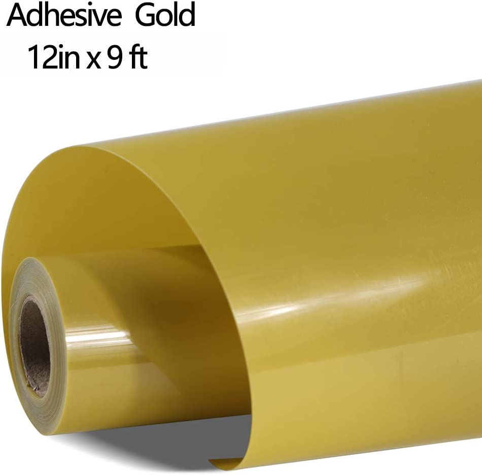 Rollo de vinilo adhesivo PVC HTV de 12 pulgadas x 9 pies para camiseta: Amazon.es: Juguetes y juegos