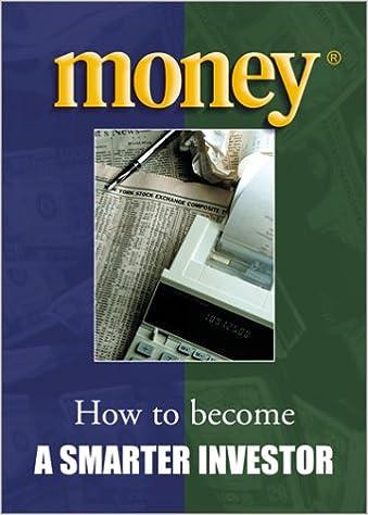 Money : How to Become a Smarter Investor