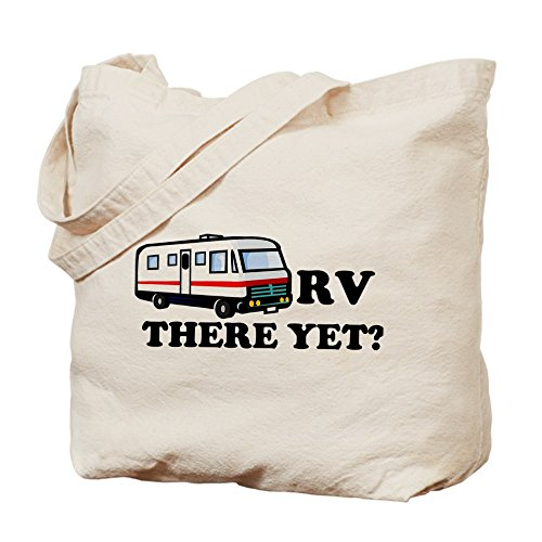 CafePress RV There Yet? Tote Bag - Standard Multi-color by CafePress