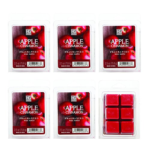 Hosleys Apple Cinnamon Cubes Melts product image