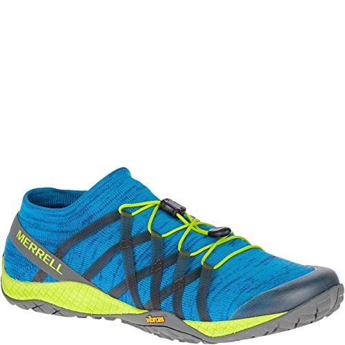 (Merrell Men's Trail Glove 4 Knit Sneaker, Sodalite, 12 M US)