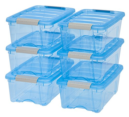 IRIS Quart Stack Pull Pack