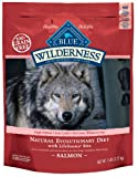 Blue Buffalo Wilderness Grain Free Dry Dog Food, Salmon Recipe, 4.5-Pound Bag, My Pet Supplies
