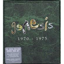 Genesis 1970-1975 (7 SACD 6 NTSC DVD)