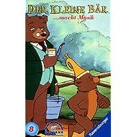 Der kleine Bär 8: Der kleine Bär macht Musik [VHS]
