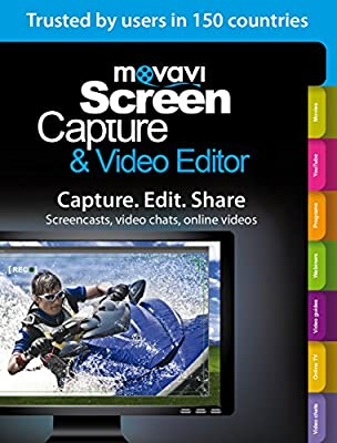 Movavi Screen Capture & Video Editor 6 Personal Edition [Download]