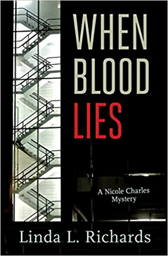 Book When Blood Lies: A Nicole Charles Mystery (Rapid Reads)