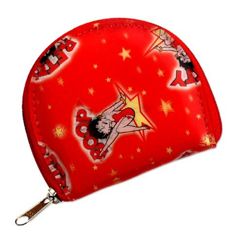 Betty Boop Lenticular Coin Purse, Changing Image pattern, ()