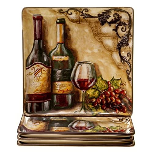 Tuscan Dinnerware: Amazon.com