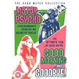Motor Psycho / Good Morning... and Goodbye! ( Motor Mods and Rockers / Rio Vengeance / Motorpsycho ) ( Confessions of a Sexy Supervixen / The Lus [ NON-USA FORMAT, PAL, Reg.0 Import - United Kingdom ]