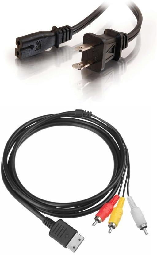 Amazon com: Sega Dreamcast Hookup Connection Kit Composite