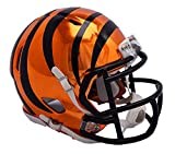 Riddell Chrome Alternate NFL Speed Authentic mini Size Helmet Cincinnati Bengals