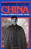 Book cover for Thunder Out of China