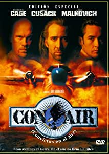 Con Air (Convictos En El Aire) [DVD]