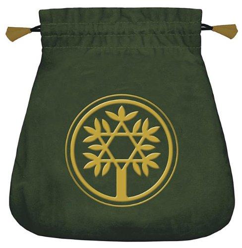 Download Celtic Tree Velvet Tarot Bag pdf epub
