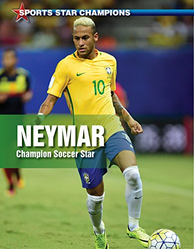 Neymar: Champion Soccer Star (Sports Star Champions) by Enslow Pub Inc (Image #1)