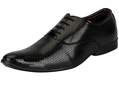 FAUSTO Men #39;s Formal Derby Shoes
