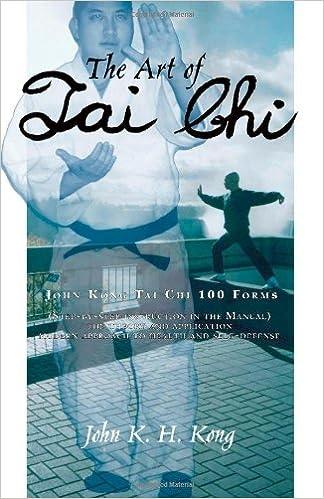 The Art of Tai Chi: John Kong Tai Chi 100 Forms