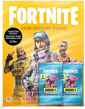 Fortnite - Colección de tarjetas , color/modelo surtido: Amazon.es: Juguetes y juegos