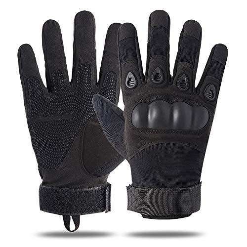 YHT Workout Gloves Full Palm Protection & Extra Grip Gym Gloves for