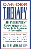 Cancer Therapy, Ralph W. Moss, 1881025063
