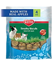 Kaytee Timothy Biscuits Baked Treat, 4oz Bag