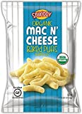Snikiddy Snacks Mac N' Cheese Puffs, 0.75-Ounce (Pack of 72) Review