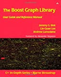 The Boost Graph Library: User Guide and Reference Manual, Jeremy G. Siek, Lie-Quan Lee, Andrew Lumsdaine, 0201729148