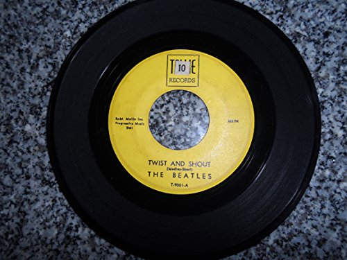 Twist And Shout 45 RPM record ()