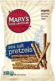 Mary's Gone Crackers Pretzels, Sea Salt, 7.5 Ounces