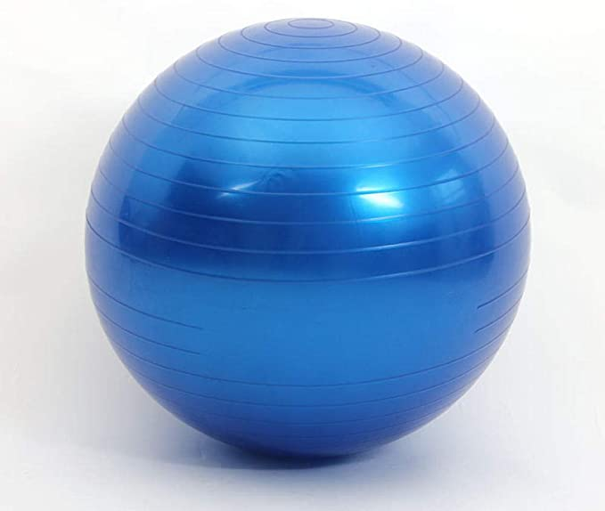 Pelota Suiza Gym Ball 55CM Fitness Pelota de Ejercicio - Bola ...