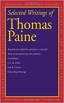 Descargar Torrents En Castellano Selected Writings Of Thomas Paine Gratis Epub