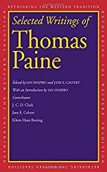 Selected Writings of Thomas Paine (Rethinking the Western Tradition)