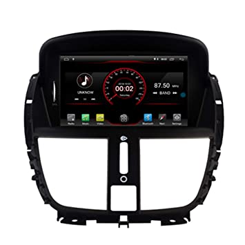 Autosion Android 9.1 - Reproductor de DVD para Coche, GPS, estéreo ...
