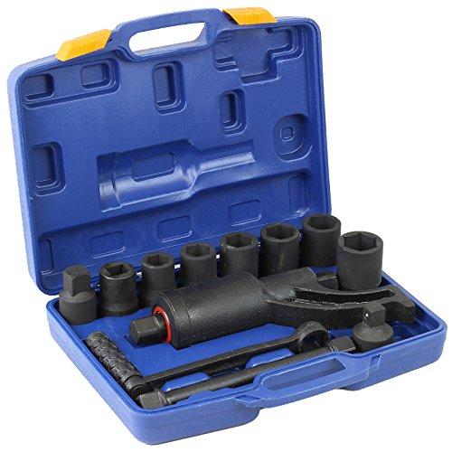 Hardcastle Set Clé Démultiplicateur de Couple 2.5cm durable modeling