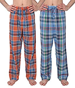 Mens Lightweight Lounge Pajama (Summer) Pants 1 or 2 Pack