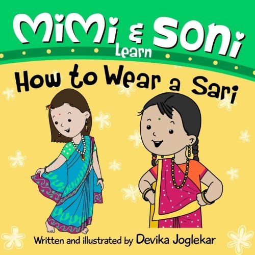 Mimi and Soni Learn How to Wear a Sari